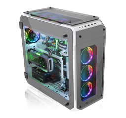 Корпус Thermaltake View 71 Tempered Glass Snow Edition (CA-1I7-00F6WN-00)