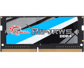Память для ноутбука SO-DIMM DDR4 8 Gb (2133 MHz) G.SKILL Ripjaws (F4-2133C15S-8GRS)