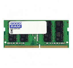 Память для ноутбука SO-DIMM DDR4 4 Gb (2666 MHz) GOODRAM (GR2666S464L19S/4G)