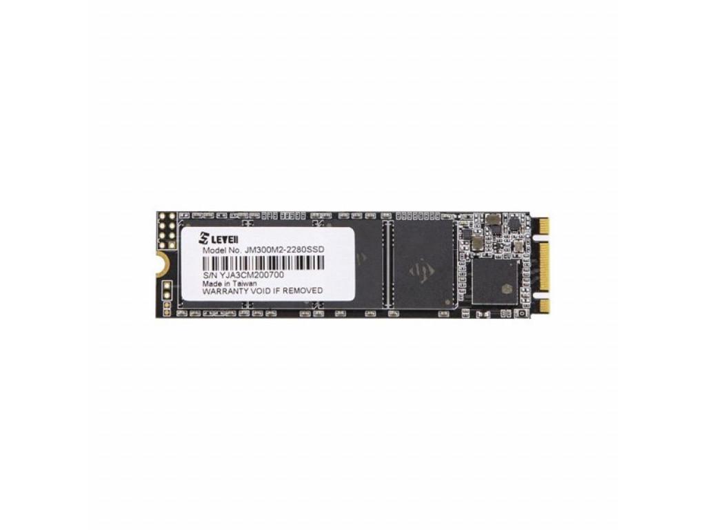 SSD накопитель 120Gb LEVEN (JM300M2-2280120Gb)