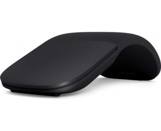 Мышь беспроводная Microsoft Surface Arc Mouse Black (CZV-00016)