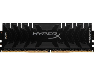 Оперативная память DDR4 16 Gb (3200 MHz) Kingston HyperX Predator Black (HX432C16PB3/16)
