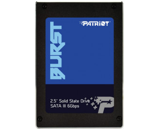 SSD накопитель 960Gb Patriot Burst (PBU960GS25SSDR)