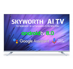 Телевизор Skyworth 32E6 AI