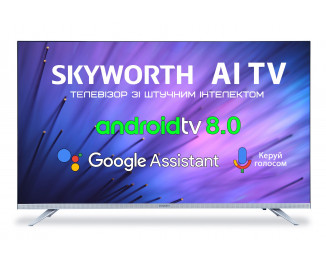 Телевизор Skyworth 43E6 AI