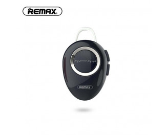 Bluetooth гарнитура Remax Single Headset Hi-Fi Quality (RB-T22) /black