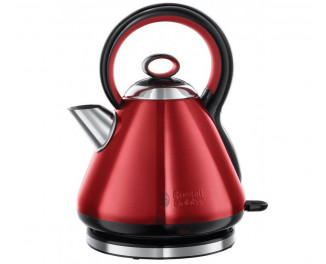 Электрочайник Russell Hobbs Legacy Red Quiet Boil 21885-70
