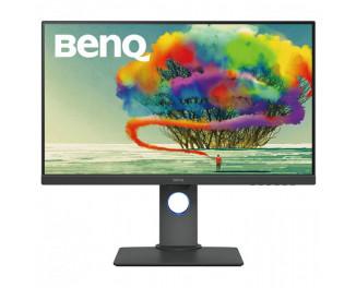 Монитор BenQ PD2700U Grey (9H.LHALB.QBE)