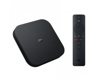 Медиаплеер Smart TV Xiaomi Mi Box S Global (MDZ-22-AB)