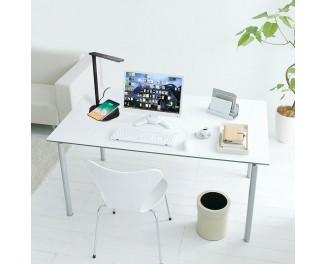 Светодиодная лампа настольная SENLIFANG & Qi Wireless Charger /black