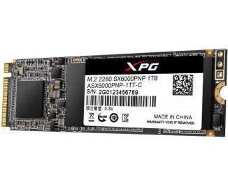 SSD накопитель 1 TB ADATA XPG SX6000 Pro (ASX6000PNP-1TT-C)