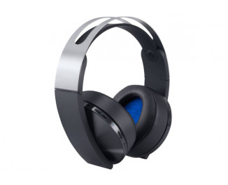 Гарнитура Sony PlayStation Wireless Stereo Headset 2.0 Platinum 7.1 (9812753)