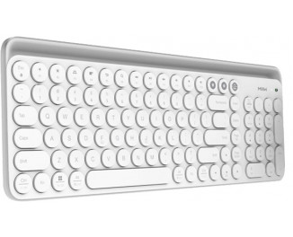 Клавиатура беспроводная MIIIW (Xiaomi) Dual-mode bluetooth Keyboard /white
