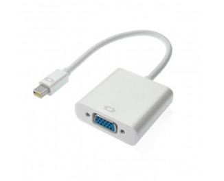 Адаптер Mini DP > VGA STLab U-999 white
