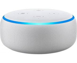 Умная колонка Amazon Echo Dot (3nd Generation) с голосовым ассистентом Amazon Alexa Sandstone
