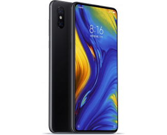 Смартфон Xiaomi Mi Mix 3 6/128Gb Onyx Black |Global|