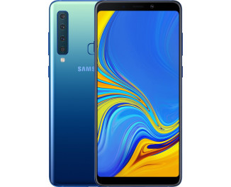 Смартфон Samsung Galaxy A9 (2018) 6/128Gb Lemonade Blue (SM-A920FZBD)