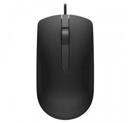 Мышь Dell Optical Mouse-MS116 - Black (570-AAIS)