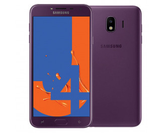 Смартфон Samsung Galaxy J4 (2018) 2/32Gb Purple (SM-J400F-DS)