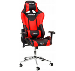 Игровое кресло CALVIANO X-GAMING /Black & Red