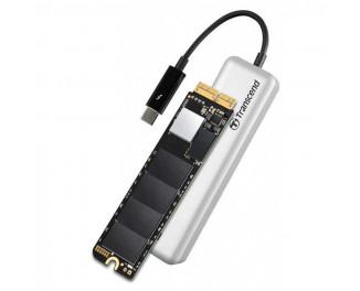 Внешний SSD накопитель 240Gb Transcend JetDrive 855 Thunderbolt (TS240GJDM855)