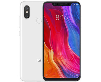 Смартфон Xiaomi Mi 8 6/64Gb White |Global EU|