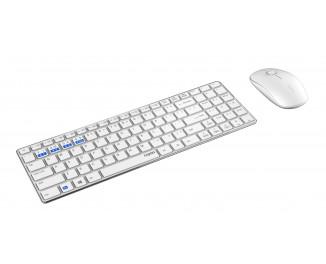Клавиатура и мышь беспроводная Rapoo 9300M Wireless