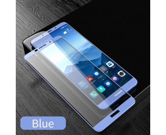 Защитное стекло для HUAWEI Mate 10 Pro MOFi 2.5D Arc edge /blue