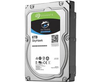 Жесткий диск 6 TB Seagate SkyHawk (ST6000VX001)