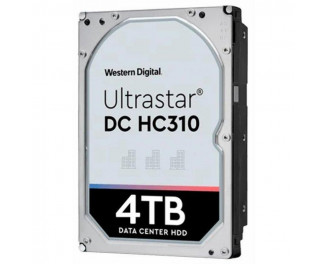 Жесткий диск 4 TB WD Ultrastar DC HC310 (0B35950 / HUS726T4TALA6L4)