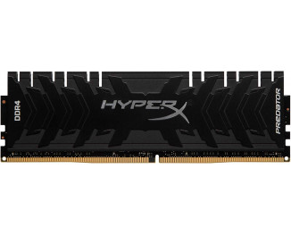Оперативная память DDR4 16 Gb (3333 MHz) Kingston HyperX Predator Black (HX433C16PB3/16)