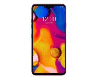 Смартфон LG V40 ThinQ 6/128Gb Carmine Red