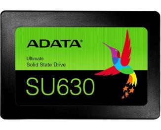 SSD накопитель 960Gb ADATA SU630 SATA 3D QLC (ASU630SS-960GQ-R)