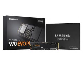 SSD накопитель 500Gb Samsung 970 EVO PLUS (MZ-V7S500BW)