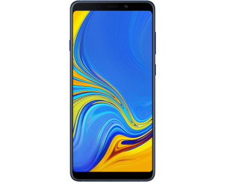 Смартфон Samsung Galaxy A9 (2018) 8/128Gb Lemonade Blue (A9200)