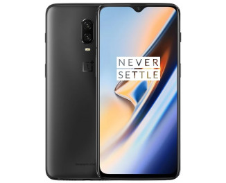 Смартфон OnePlus 6T (A6013) 8/256Gb Midnight Black