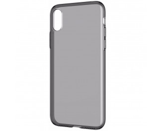 Чехол для Apple iPhone XS Max Baseus Simplicity Series Case /black transparent