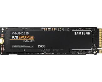 SSD накопитель 250Gb Samsung 970 EVO PLUS (MZ-V7S250BW)