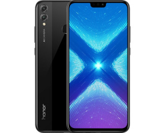 Смартфон Honor 8X 4/128Gb Black |Global|