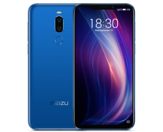 Смартфон Meizu X8 6/128Gb Blue (M852H) |Global|