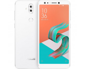 Смартфон ASUS ZenFone 5 Lite 4/64Gb Moonlight White (ZC600KL) |Global|
