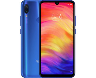 Смартфон Xiaomi Redmi Note 7 4/64Gb Blue |Global|