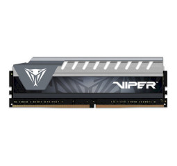 Оперативная память DDR4 8 Gb (2666 MHz) Patriot Viper Elite Gray (PVE48G266C6GY)