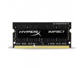 Память для ноутбука SO-DIMM DDR3L 4 Gb (1600 MHz) Kingston HyperX Impact (HX316LS9IB/4)
