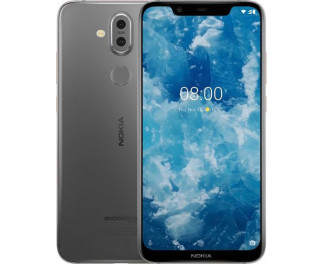 Смартфон Nokia 8.1 4/64Gb Steel/Copper (TA-1119)