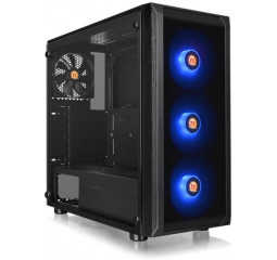 Корпус Thermaltake Versa J23 Tempered Glass RGB Edition (CA-1L6-00M1WN-01)