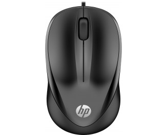 Мышь HP Wired Mouse 1000 (4QM14AA)