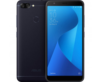 Смартфон ASUS ZenFone Max Plus (M1) 4/64Gb Black (ZB570TL)