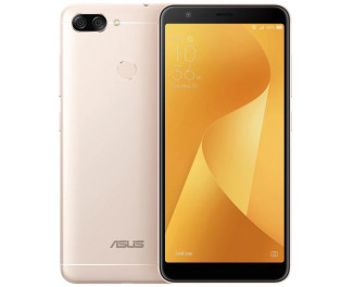 Смартфон ASUS ZenFone Max Plus (M1) 4/64Gb Gold (ZB570TL)
