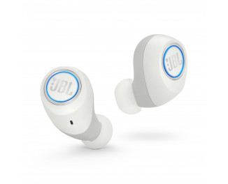 Наушники беспроводные JBL Free Truly wireless in-ear headphones /white